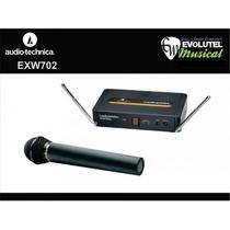 Microfone Sem Fio Audio Technica Exw702