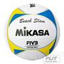 Bola Vôlei De Areia Mikasa Vxs-13 - Futfanatics