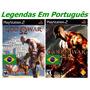 Patche Deus Da Guerra 1 E 2 Legendas Em Português Play 2 Mod