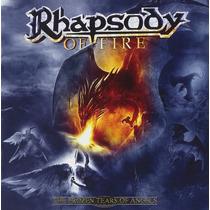 Rhapsody Of Fire The Frozen Tears Of Angels Cd Import