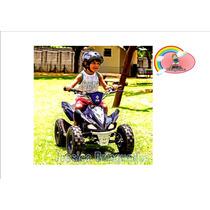 Carro Quadriciclo Elétrico Infantil Até 35kg 20k/h 350w 24v