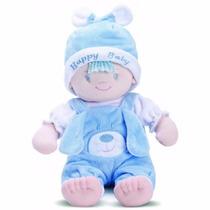 Boneca Bebê Meu Amiguinho - Buba - 0202