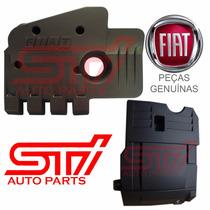 Kit Tampa Motor Do Stilo 1.8 8v Capa Bateria - Original Fiat