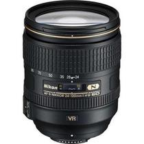 Lente Nikon 24-120mm F/4g Ed Af-s Vr Vr Nikkor Retirada