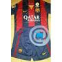 Conjunto Nike Barcelona I 2014-2015 S/ Nº * Pronta Entrega