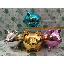 Cofre Porco Cerâmica - 3233