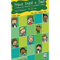 Coleção Pedagógica Prova Brasil E Saeb Língua Portuguesa