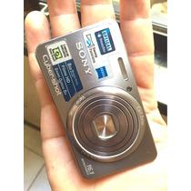 Câmera Digital Sony Dsc W570 Com Cartão De Memória 8gb
