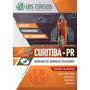 Apostila Prefeitura De Curitiba Auxiliar De Servicos Escolar
