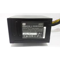Fonte Cooler Master Rs-400-pcar-a3 Power 400w (vetil. 12m)