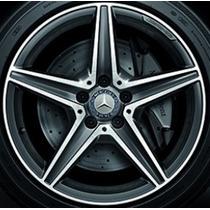 Jogo De Rodas Réplica Mercedes C250 Sport 19 X 8 19 X 9 Gd