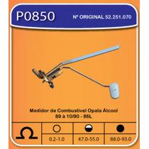 Medidor De Combustivel Opala Alcool À 10/90 - 86l