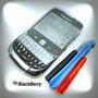 Carcaça Blackberry Curve 9300 Original Completa + Ferramenta