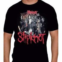 Kit10 Camisas Bandas Rock Metallica Guns Iron Acdc Camiseta