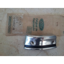Friso Inferior Da Cabine F100/f1000 Original Ford