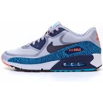 Tênis Nike Air Max 90 Cmft Prm Tape - Corrida - Fashion