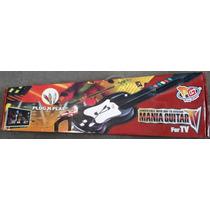 Jogo Tipo Guitar Hero Guitarra Para Ligar Direto Na Tv