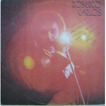 Roberto Carlos Lp Disco Vinil 1977 Amigo