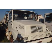 Mb 1218 Ano 95 Com Pipa 8 Mil Lits Caminhão Bem Original!!
