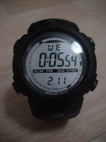 fff129d8db5 Relógio Atlantis Digital À Prova D água Lindo !!!