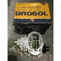 Carburador Brosol / Solex 54500 Opala 4cc Gasolina