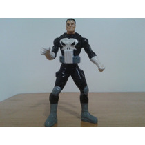 Marvel Toybiz Heavy Metal Articulado Justiceiro (punisher)