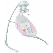 Cadeira Balanço Fisher-price My Little Snugakitty