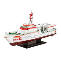 Modelo Boat - Revell 1:200 Set Dgzrs Hermann Marwede Navio