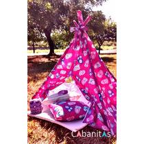 Cabana Infantil - Festa Do Pijama - Barraca - Pic Nic