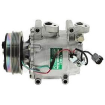 Compressor Honda Fit 2008 Em Diante - City 2010 Trse07 Novo