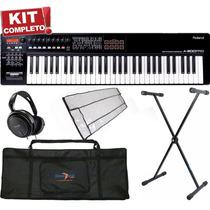 Kit Teclado Controlador Roland A800 Midi Usb Promoção!