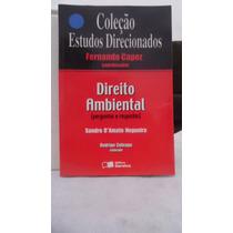 Livro - Direito Ambiental - Fernando Capez