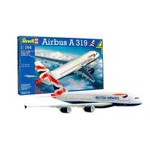 Kit Para Montar Revell Airbus A319 British Airways E German