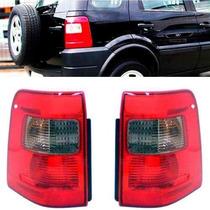 Lanterna Traseira Ecosport 2003 2004 2005 2006 2007 Fumê