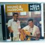 Forro Mpb Pop Sertanejo Cd Bruno E Marrone Mega Hits