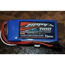 Bateria Zippy Life 1100 Mah 6.6v P/ Receptor Jr Futaba
