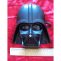 Fantasia Infantil Máscara Star Wars Darth Vader