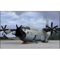 Aeronave Da Força Aéria Brasileira Para Fsx