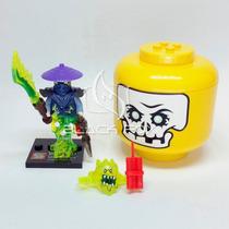Ninja Go Ninjago Sluban Compatível Com Lego Modelo 4
