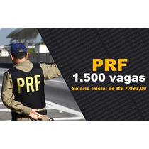 Curso Prf Polícia Rodoviária Federal Alfacon 2016 + Brindes
