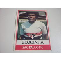 Zequinha - Ping Pong Futebol Cards - Nº 2 - São Paulo