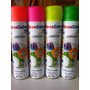 Tinta Spray Automotiva Luminosa Refletiva 400ml Varias
