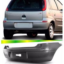 Parachoque Traseiro Corsa Hatch 2003 2004 2005 2006 2007
