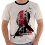 Camiseta Ou Baby Look Alfred Hitchcock Movies Filmes