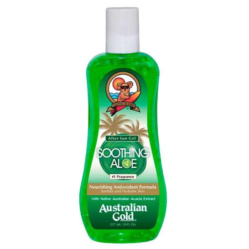 Gel Pós - sol Australian Gold Soothing Aloe Vera 237 Ml