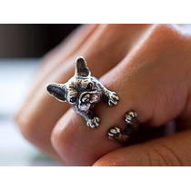 Anel - Bulldog Françês