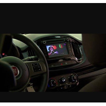 Kit Multimídia Fiat Uno 2015. Aikon 5.0 Phone Link