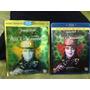 Blu-ray Alice No País Das Maravilhas Ed. 4 Discos 3d,2d,dvd