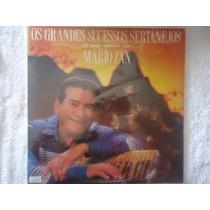 Disco Vinil Lp Mario Zan Os Grandes Sucessos Sertanejos
