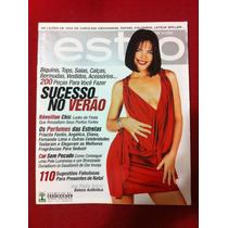 Revista Estilo Ana Paula Gabriel B Zizi P Luiza B Debora Ev